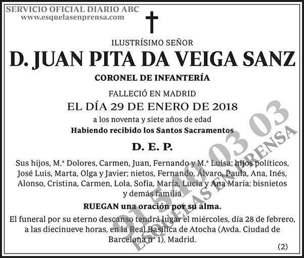 Juan Pita da Veiga Sanz
